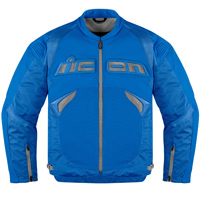 ICON Men's Sanctuary Blue Jacket