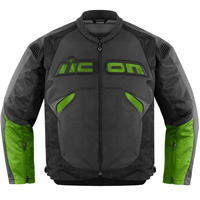 ICON Men's Sanctuary Green Jacket