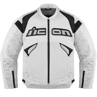ICON Men's Sanctuary White Jacket