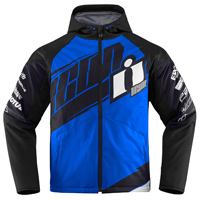 ICON Men's Team Merc Dark Blue Jacket