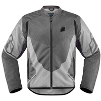 ICON Men's Anthem 2 Gray Jacket