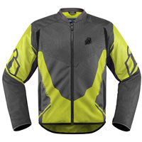 ICON Men's Anthem 2 Hi-Viz Jacket