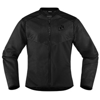 ICON Women's Anthem 2 Black Mesh Jacket