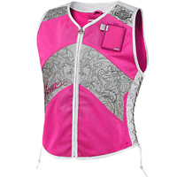 ICON Women's Mil-Spec Pink Corset Vest