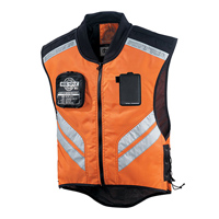 ICON Men's Mil-Spec Orange Vest