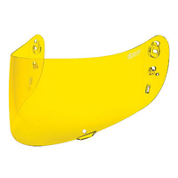 ICON Yellow Optics Shield For Airfram Pro and Airmada Helmets