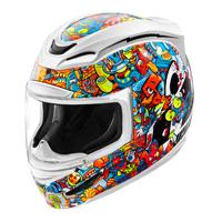 ICON Airmada Doodle Full Face Helmet