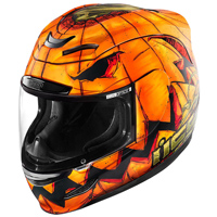 ICON Airmada Trick or Street Full Face Helmet