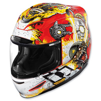 ICON Airmada Monkey Business Full Face Helmet