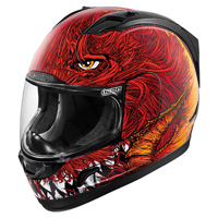 ICON Alliance Lucifer Full Face Helmet