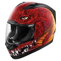ICON Alliance Lucifer Full Face Helmet