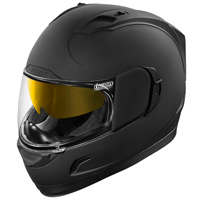ICON Alliance GT Rubatone Black Full Face Helmet