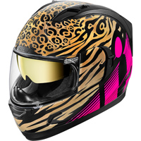 ICON Alliance GT Shaguar Full Face Helmet