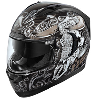 ICON Alliance GT Honcho Full Face Helmet