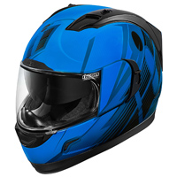 ICON Alliance GT Primary Blue Full Face Helmet