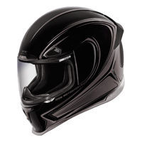 ICON Airframe Pro Halo Black Full Face Helmet