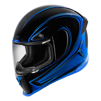 ICON Airframe Pro Halo Blue Full Face Helmet