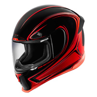 ICON Airframe Pro Halo Red Full Face Helmet