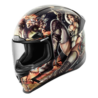 ICON Airframe Pro Pleasuredome 2 Full Face Helmet