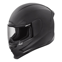 ICON Airframe Pro Rubatone Black Full Face Helmet