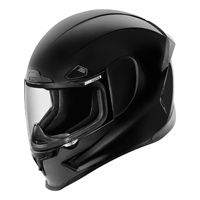 ICON Airframe Pro Gloss Black Full Face Helmet