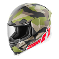 ICON Airframe Pro Deployed Full Face Helmet