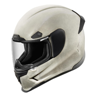 ICON Airframe Pro Construct White Full Face Helmet