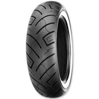 Shinko 777 180/55-18 Wide Whitewall Rear Tire