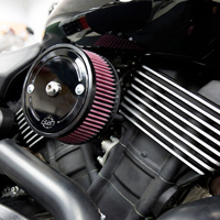 S&S Cycle Stealth Air Cleaner
