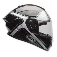 Bell Race Star Tracer Matte Black Full Face Helmet