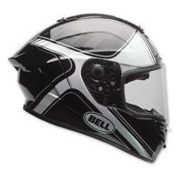 Bell Race Star Tracer Matte Black Full Face Helmet