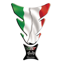 Keiti Italian Flag Tank Pad