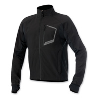 Alpinestars Men's Tech Layer Black Jacket