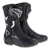Alpinestars Women's Stella SMX-6 v2 Black/White Boots