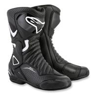 Alpinestars Women's Stella SMX-6 v2 Vented Black/White Boots