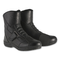 Alpinestars Men's Ridge Waterproof Black Boots