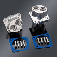 S&S Polished Tappet Block Kit