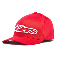 Alpinestars Blaze Flexfit Red/White Hat