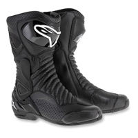 Alpinestars Men's SMX-6 v2 Vented Black Boots