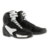 Alpinestars Men's SP-1 Black/White Boots