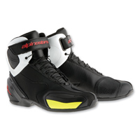 Alpinestars Men's SP-1 Black/Yellow Boots