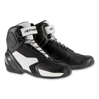 Alpinestars Men's SP-1 Vented Black/White Boots