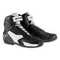 Alpinestars Men's SP-1 Vented Black/White Boots