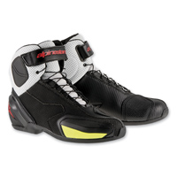 Alpinestars Men's SP-1 Vented Black/Yellow Boots