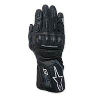 Alpinestars Women's Stella SP-8 v2 Black/Gray Gloves