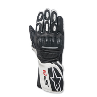 Alpinestars Women's Stella SP-8 v2 Black/White Gloves