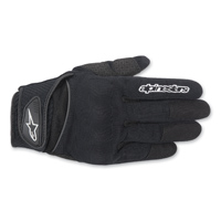 Alpinestars Men's Spartan Black Gloves