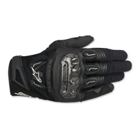 Alpinestars Men's SMX-2 v2 Air Carbon Black Gloves