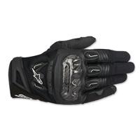 Alpinestars Men's SMX-2 v2 Air Carbon Black Gloves