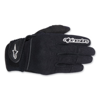 Alpinestars Women's Stella Spartan Black Gloves